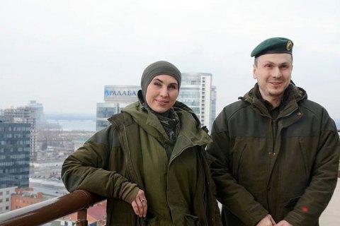 Окуєва розповіла стан здоров'я свого чоловіка Адама Осмаєва
