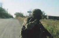 С начала суток потерь среди военных на Донбассе нет