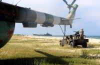 У Чорному морі українські військові провели тактичне навчання за стандартами НАТО
