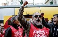 У Португалії проходить 24-годинний страйк держслужбовців