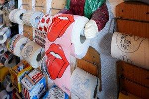 Рассказ ужасов японского писателя издан на рулонах туалетной бумаги