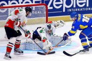 Збірна України піднялася на одну позицію в хокейному рейтингу