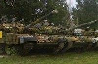 Українець намагався вивезти до Польщі 8 ящиків комплектуючих до танка