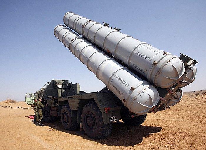 Зенитно-ракетные системы (ЗРС) С-300