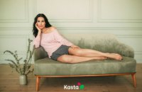 Маша Ефросинина представила новый бренд женской одежды совместно с Kasta.ua