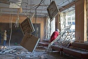 В двух районах Донецка возобновились артобстрелы