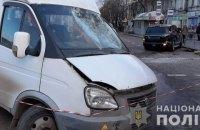 В Николаеве произошло ДТП с Range Rover и маршруткой, погибла пассажирка