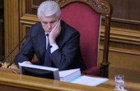 Литвин: закон о местных выборах еще изменят