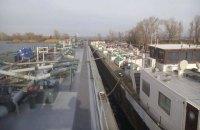 В Херсонской области задержали три танкера с контрабандным дизтопливом