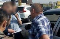 """ДБР затримало співробітника """"Київтрансгазу"""" під час отримання $12 тис. хабара від забудовника"""