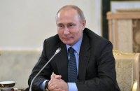 """Путін доручив підготувати """"симетричну відповідь"""" на випробування нової ракети США"""