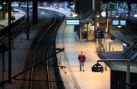 Из-за забастовки машинистов в Германии отменили большинство поездов