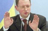 Яценюк заявил, что не будет вступать с конкурентами в какие-либо переговоры