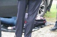 В Киеве застрелили водителя BMW X6