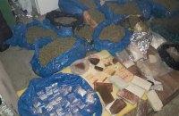 Полиция изъяла партию наркотиков на 20 млн гривен в Запорожской области
