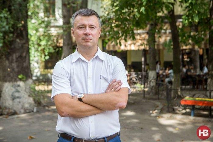 Сергій Старенький