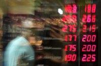 Офіційний курс долара впав нижче за 12 гривень