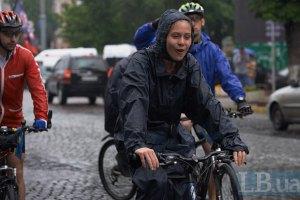 У п'ятницю в Києві подекуди короткочасний дощ