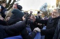 """Порошенко заявив про наявність планів на """"наступні 5 років"""""""