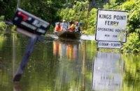 Американские военные затопили Луизиану, чтобы спасти Новый Орлеан