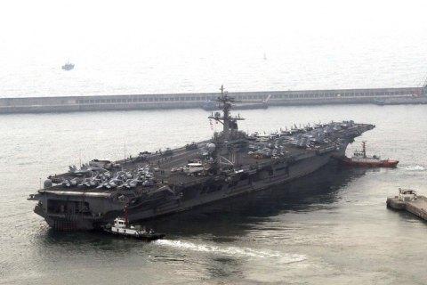США создадут Первый флот с базированием в Индийском океане