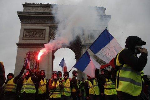 Премьер Франции решил пойти науступки после протестов «желтых жилетов»