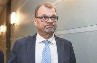 Уряд Фінляндії пішов у відставку за місяць до виборів