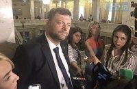 В Раде проблемы с комплектацией комитетов из-за новых заявлений самовыдвиженцев, - нардеп Корниенко