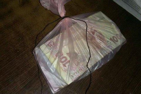 Слідчого СБУ в Полтавській області затримали на хабарі в $1,8 тиcячі