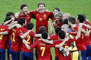 Незрівнянна Іспанія виграла Євро-2012!
