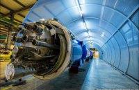 Большой адронный коллайдер возобновил работу