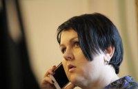 Адвокат Корбана снялась в пользу Рычковой на выборах нардепа от Днепра