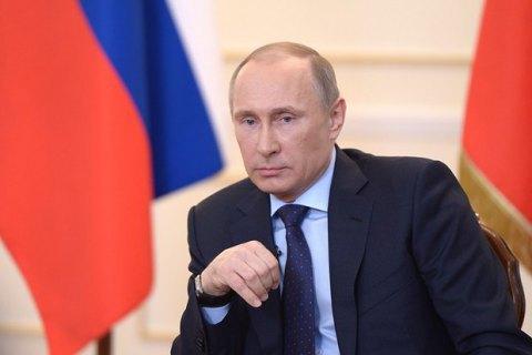 Путін: ніхто Панова і Захтея не катував і не бив
