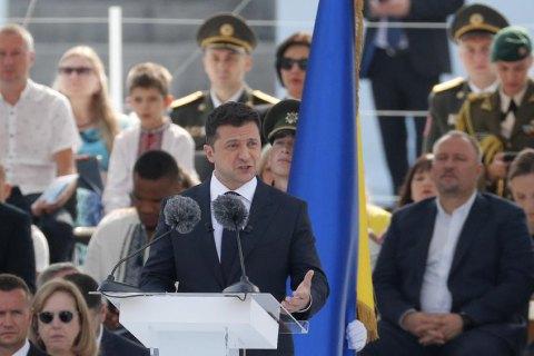 Зеленський не виконав минулорічні обіцянки до Дня Незалежності, - Комітет виборців