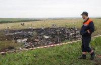 Проведена предварительная идентификация жертв авиакатастрофы на Донбассе