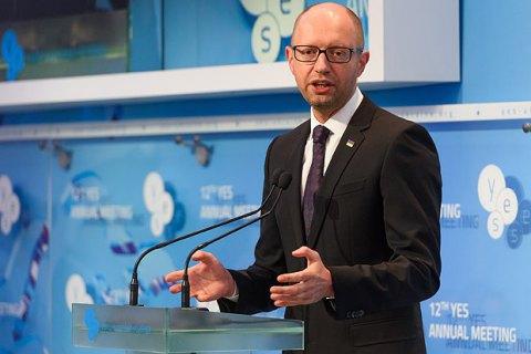Яценюк пригрозил России зеркальным ответом на продуктовое эмбарго