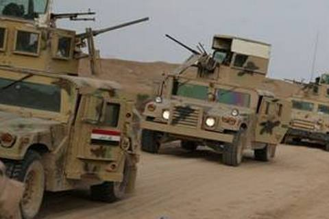 Іракські війська почали новий наступ на Мосул