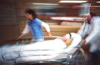 Супрун закликала перевозити пацієнтів уперед ногами