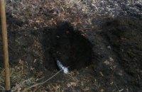 """В Житомирской области снова обнаружили незаконную врезку в нефтепровод """"Дружба"""""""