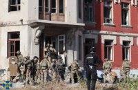 """На Луганщині під час навчань """"нейтралізували ДРГ"""" і захистили об'єкт критичної інфраструктури"""