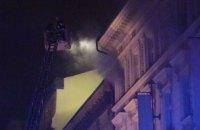 В пожаре в гостинице в центре Праги погибли три человека, девять - пострадали