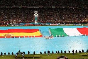 Фінал Євро-2012 у Києві минув без порушень, - міліція