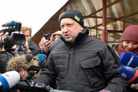Турчинов назвав головні завдання для армії на 2016 рік