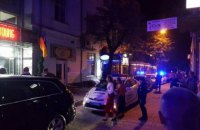 """В Тернополе посетитель ресторана """"На небе"""" выпал с террасы на 6 этаже"""