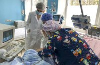 В Черновицкой области новый рекорд количества госпитализированных с COVID-19