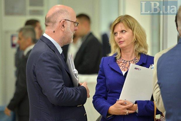Grigol Katamadze and Natasha Prakh