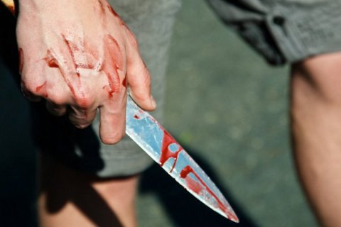 У Харківській області затримали чоловіка, який поранив ножем ґвалтівника своєї дружини