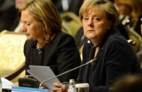 Меркель пообещала Евгении Тимошенко не оставить в беде ее мать