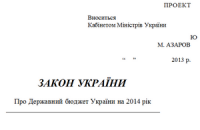У витрати бюджету внесли 100 правок напередодні голосування