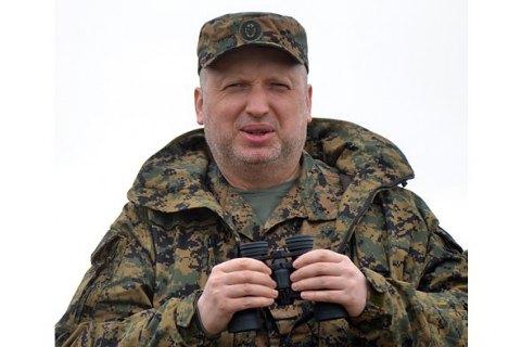 Турчинов: якщо Зеленський вирішить наступати на Крим, я буду в перших лавах штурмового батальйону